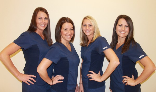 Holly Springs Family Dentist hygienist team